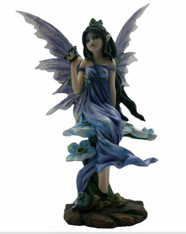 boutique de figurines de fée