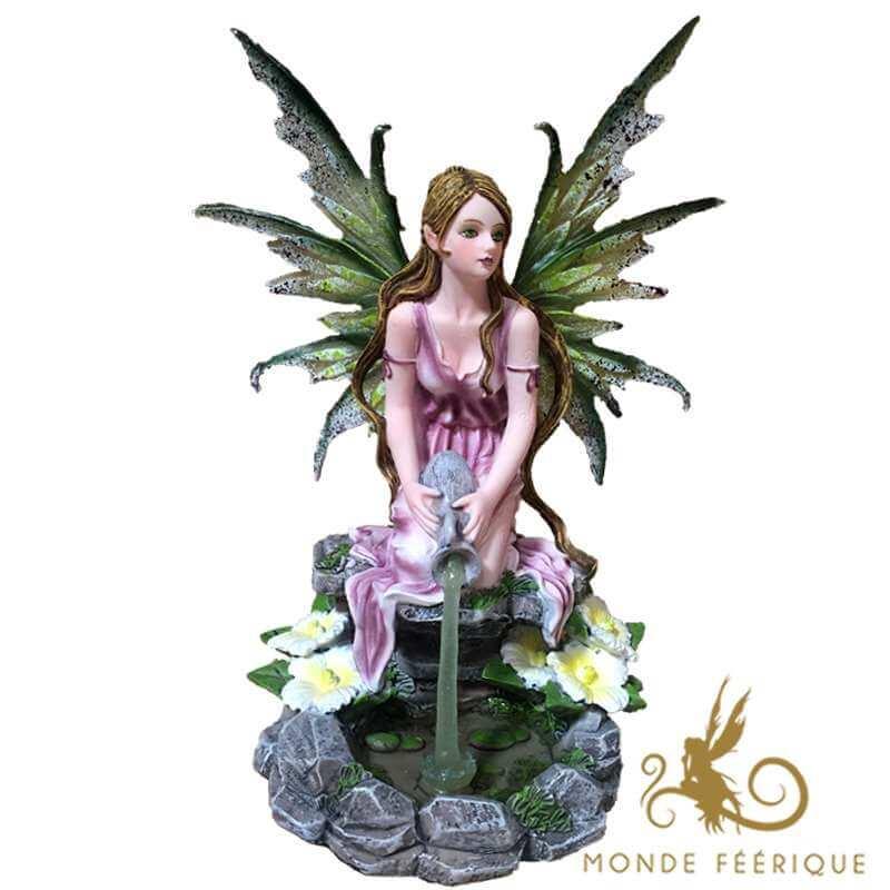 Figurine Fée Clareté -- 21cm
