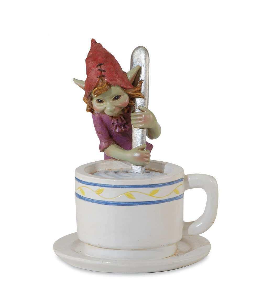 Figurine Pixie Yaourt -- 11,5cm