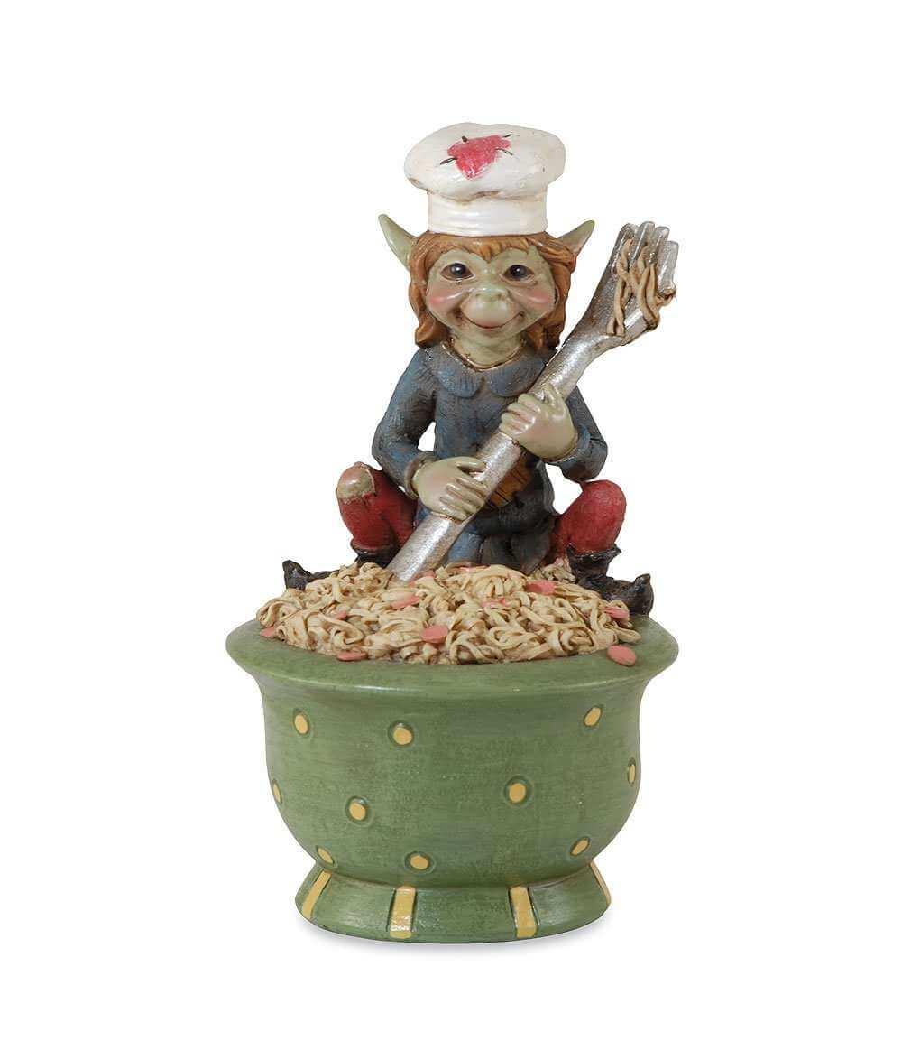 Figurine Pixie Pasta Spaguetti -- 11,5cm