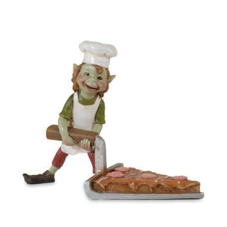 Figurine Pixie Pizzaïolo -- 12cm