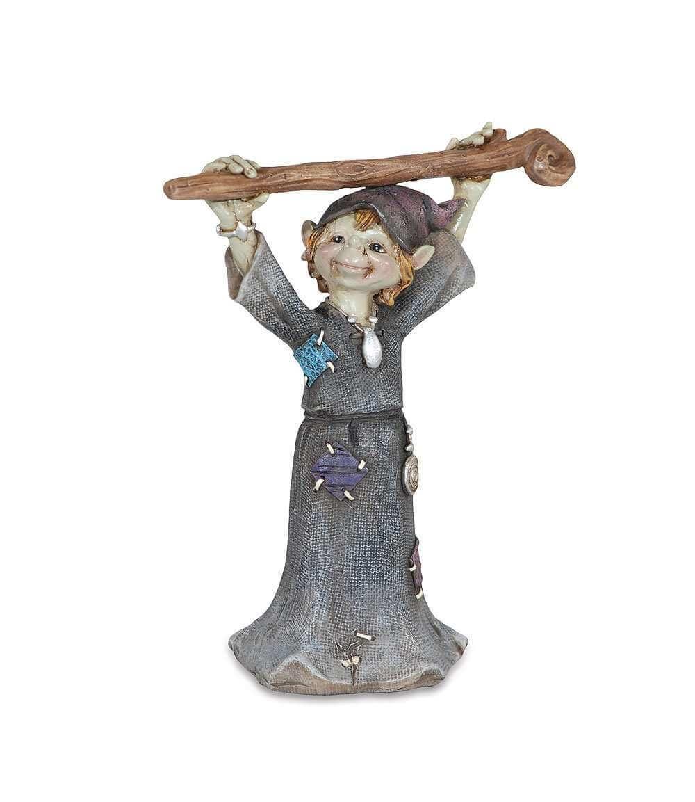 Figurine Pixie Baton Magique -- 10cm