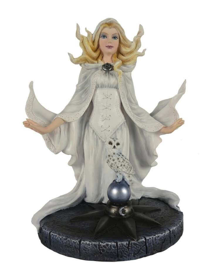 Statuette Fee Oracla -- 28cm