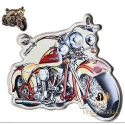 Plaque vintage Moto