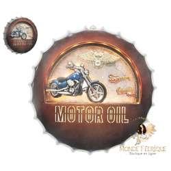 Capsule moto Vintage 42 cm