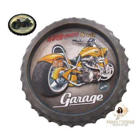 capsule metal moto - capsule collection led moto - capsule metallique led motard 51cm