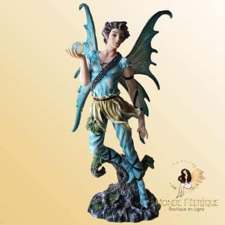 "Figurine Elfe ""Magicalité"""