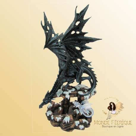 Statue Dragon statuette dragons