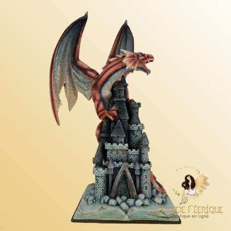 Grande Statue Géante Dragon
