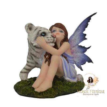 Statuette Fée Tigre