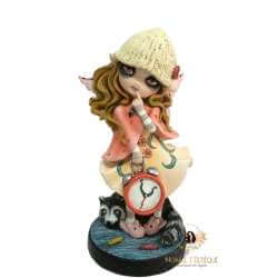 Figurine Fée lutin et elfes