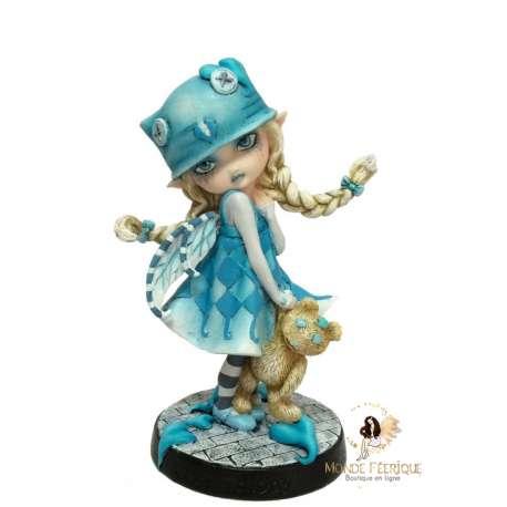 Figurines Fée lutin elfes