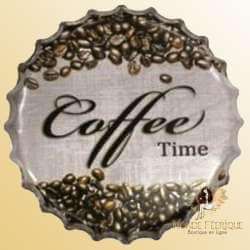 Capsule Déco Café Time 40cm