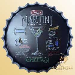 Capsule Décoration MARTINI 40cm