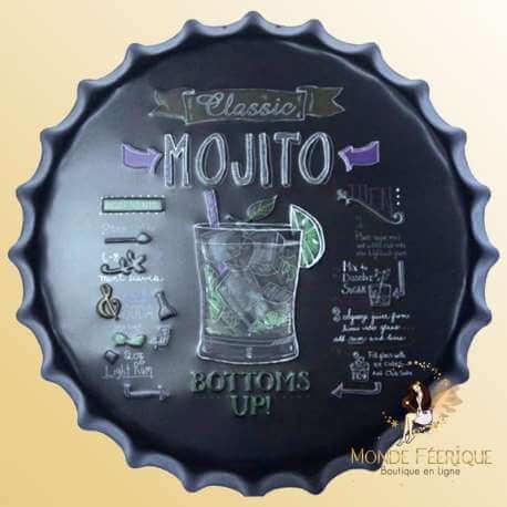 Capsule Décoration MOJITO 40cm