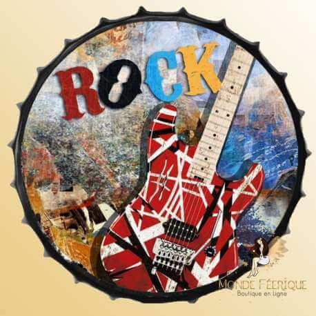 Capsule Décoration rock