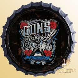 Capsule Décoration ROCK Gun's n Roses 40cm