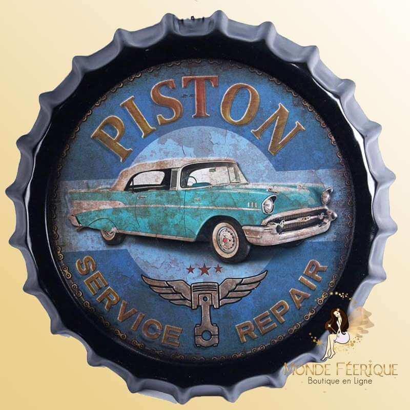 Capsule Vintage Garage Americain 40cm