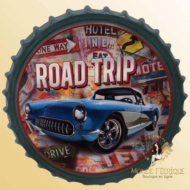 Capsule Vintage Mustang Road Trip 40cm