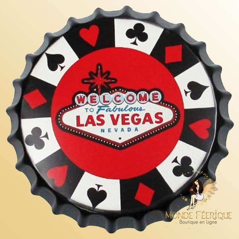 Capsule Vintage USA Las Vegas 40cm