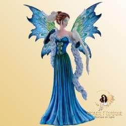 statuette fee bleue