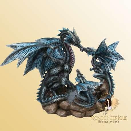 Figurine de Dragons Famille