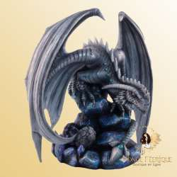 Figurine Dragon Blue Anne Stokes