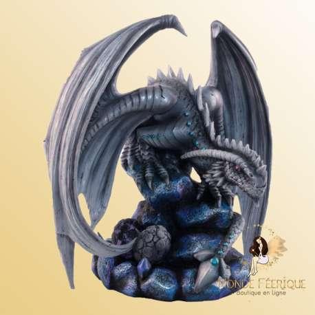 Figurine Dragon Blue Anne Stokes