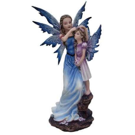 figurines Fée Enfant
