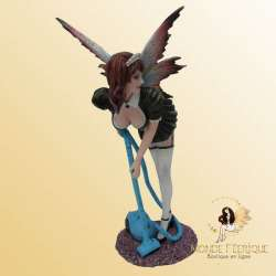 Figurine de Fée Reine du logis