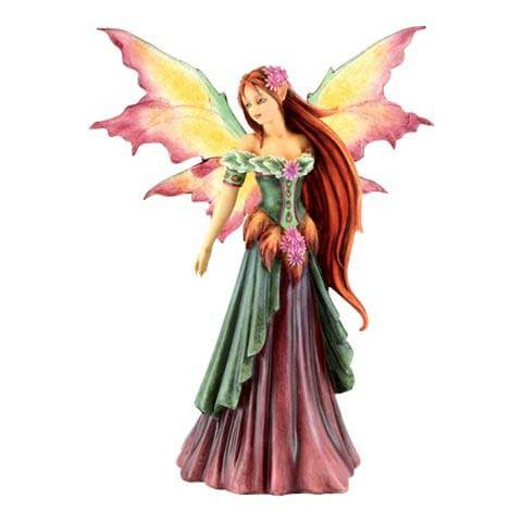 STATUETTE FEE AMY BROWN SUMMER QUEEN SERIE LIMITEE