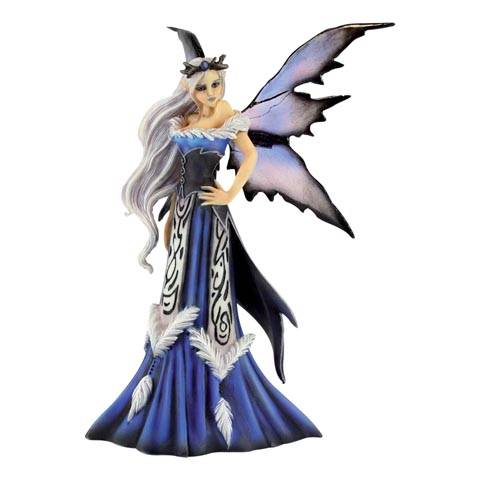 FIGURINE FEE AMY BROWN WINTER QUEEN SERIE LIMITEE
