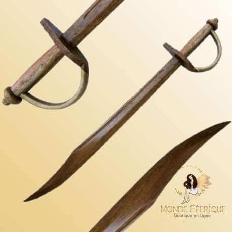 Epée en Bois 75cm