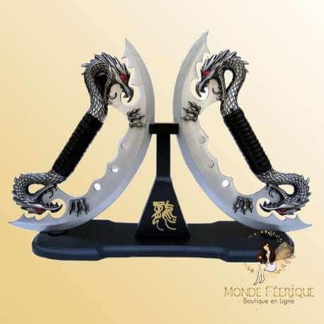Dague Couteaux Dragons
