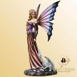 Statuette Fée Géante Magicia -- 53cm