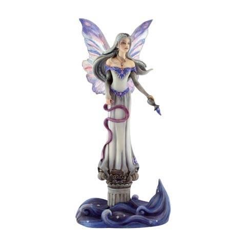 FIGURINE FEE JESSICA GALBRETH - MOONLIT MAGIC - SERENITY