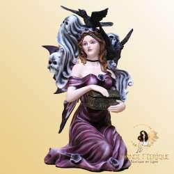 Figurine Fée Dark Secrets