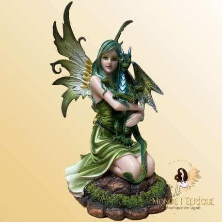 statue de fee