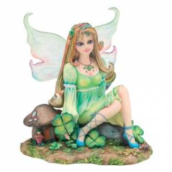Statuette de fee de collection