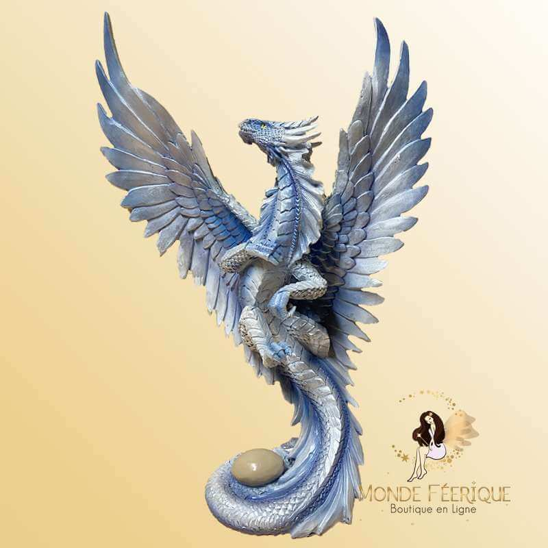 Statuette Dragon Enchantement Anne Stokes