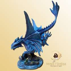 Statue Dragon Anne Stokes