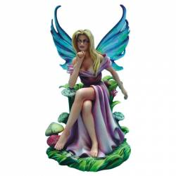 STATUETTE FEE RUTH THOMPSON - TITANIA - EDITION LIMITEE