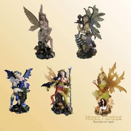 figurines fees