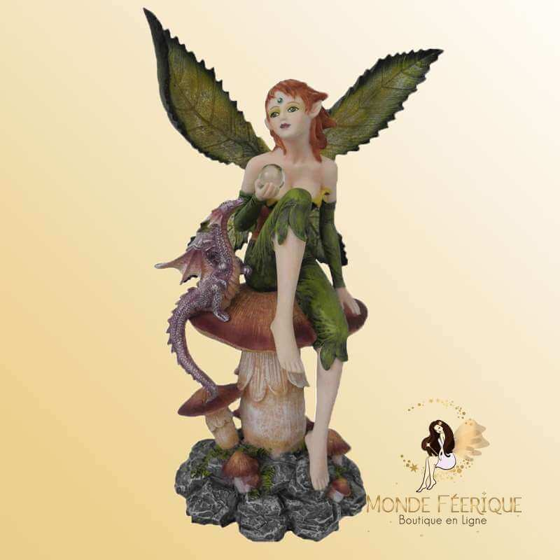 Figurine Fée Avenir -- 22cm