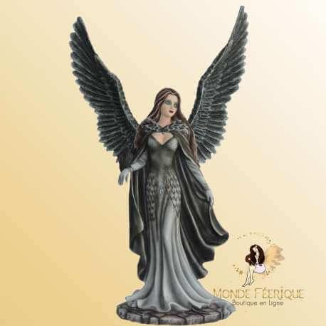 StatueTTE Fée gothique Angel