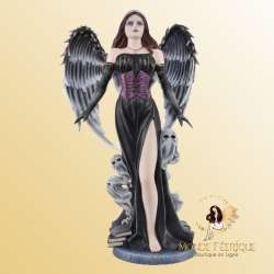 statuette Fée Gothique