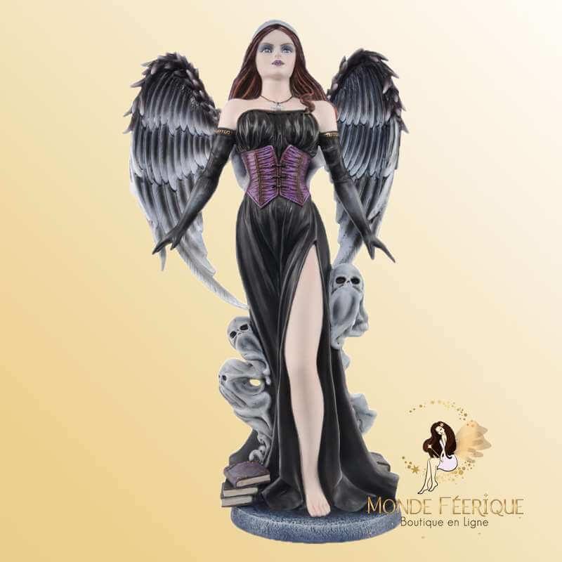 Statue Fée Gothique Ghost --45cm