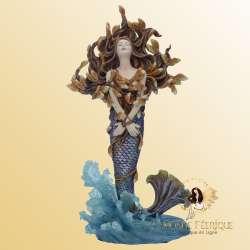 Statuette Fée Sirène