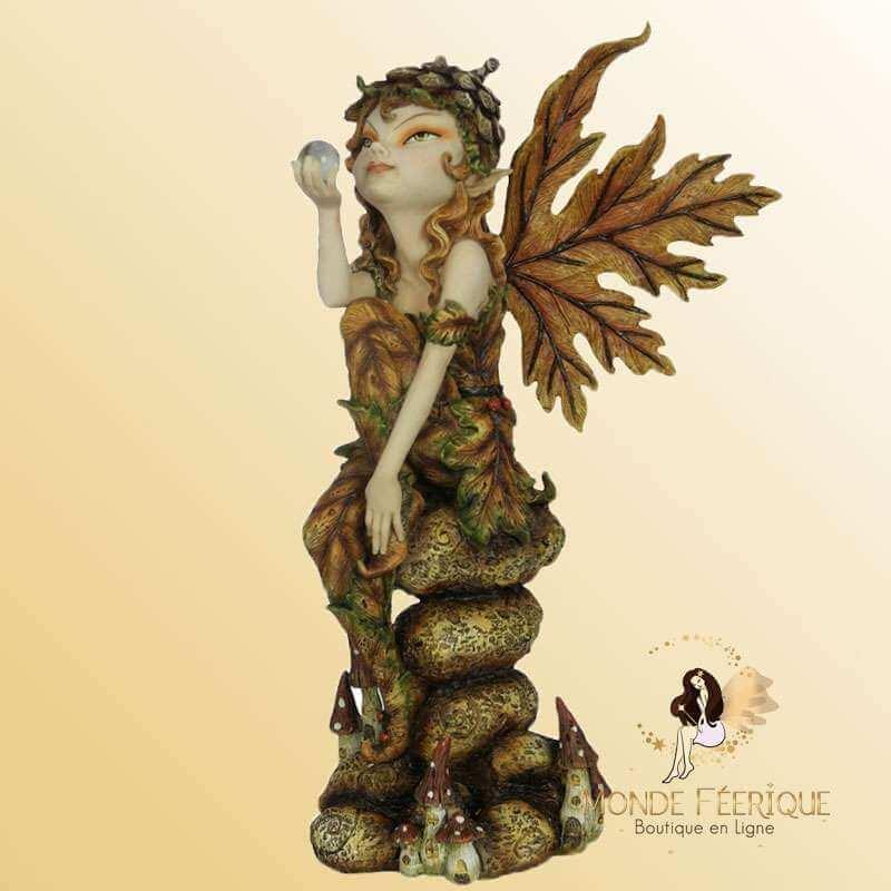 Statuette Elfe Souhait -- 33cm