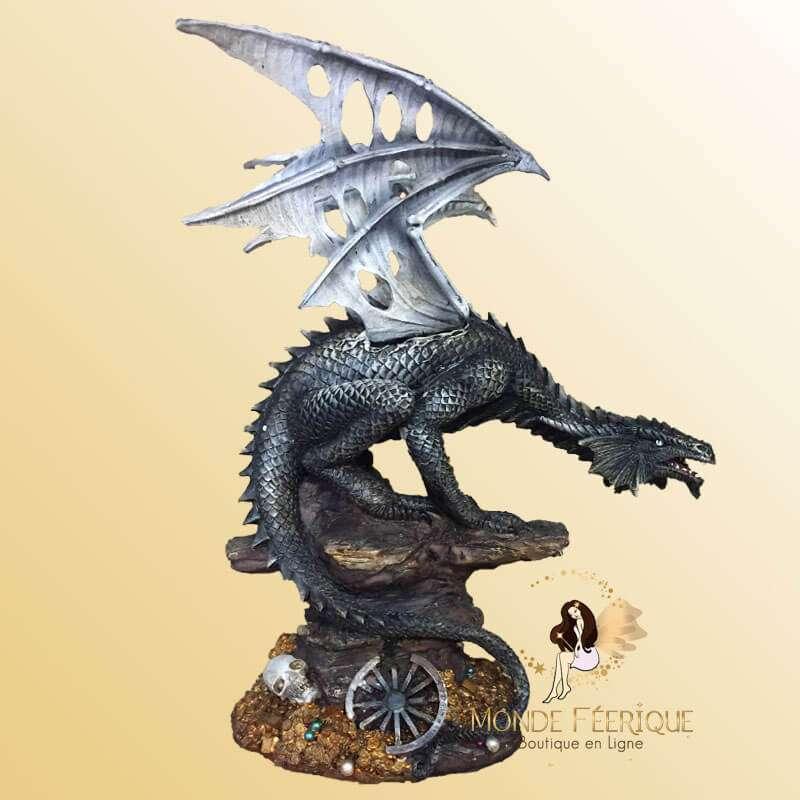 Statue Dragon Evil
